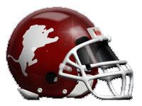peoria lions football helmet